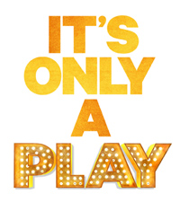 IT'S ONLY A PLAY, Actors Fund Special Performance, Sunday, December 7th, 8:00 pm